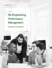 Gallup's Notes on Reinventing Performance Management
