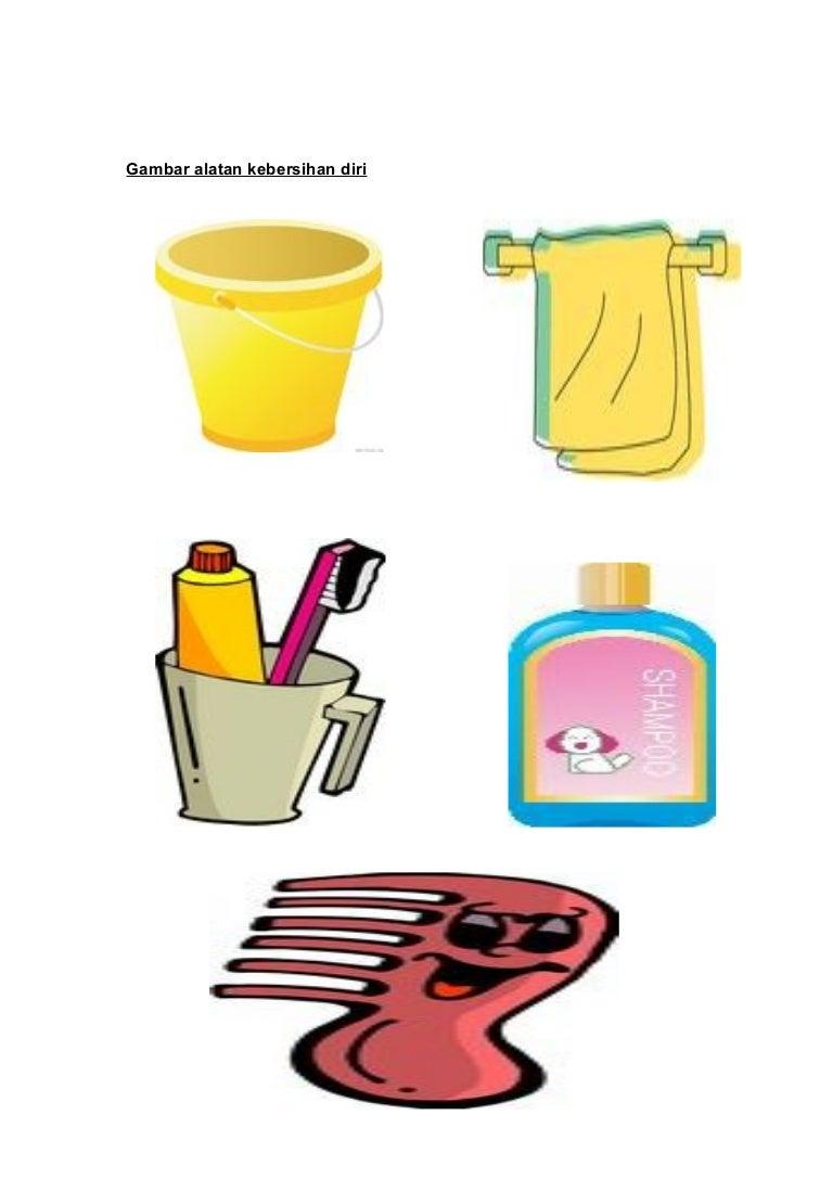 Contoh Gambar Karikatur Kebersihan