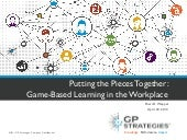 Putting the Pieces Together: Game-Based Learning in the Workplace