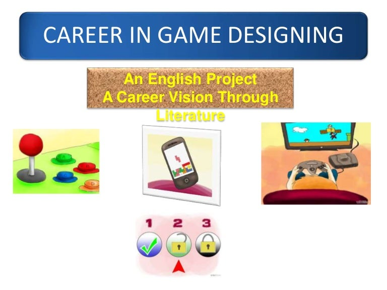 Game design as a career