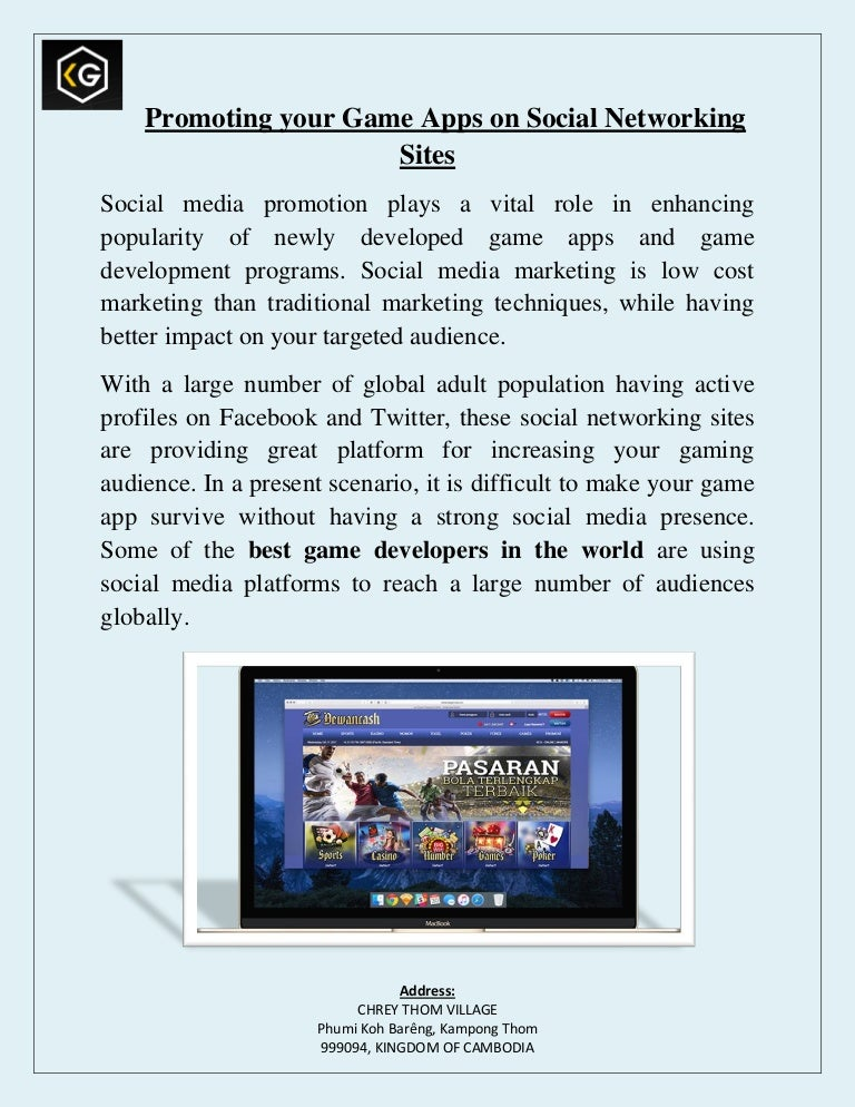 social networking sites app