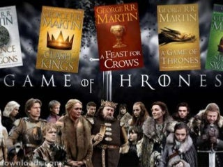Game of Thrones ebook Downloads All Complete Series