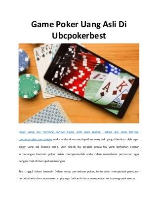 link game judi slot uang asli