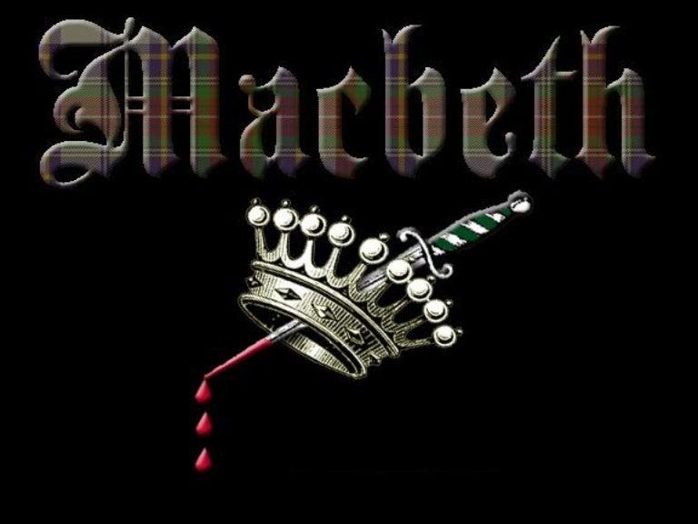 kill macbeth macduff character