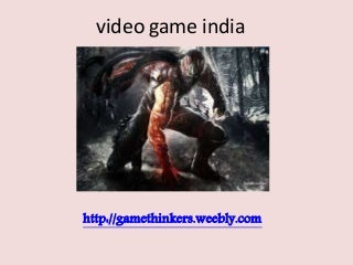 video game india pc gaming reviews gamers