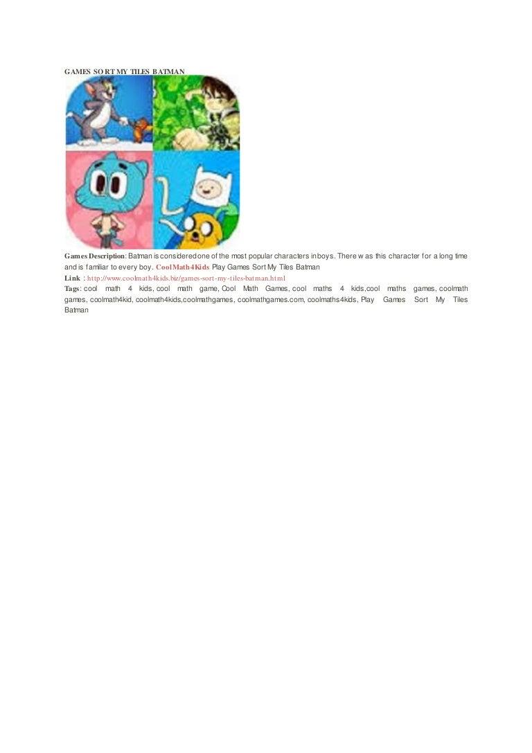 Modern Www Cool Math 4 Kids Composition - Math Worksheets Ideas ...