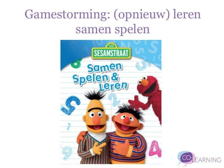 a1725941251 Gamestorming (opnieuw) leren samen spelen