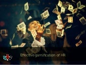 Gamification in service of HR