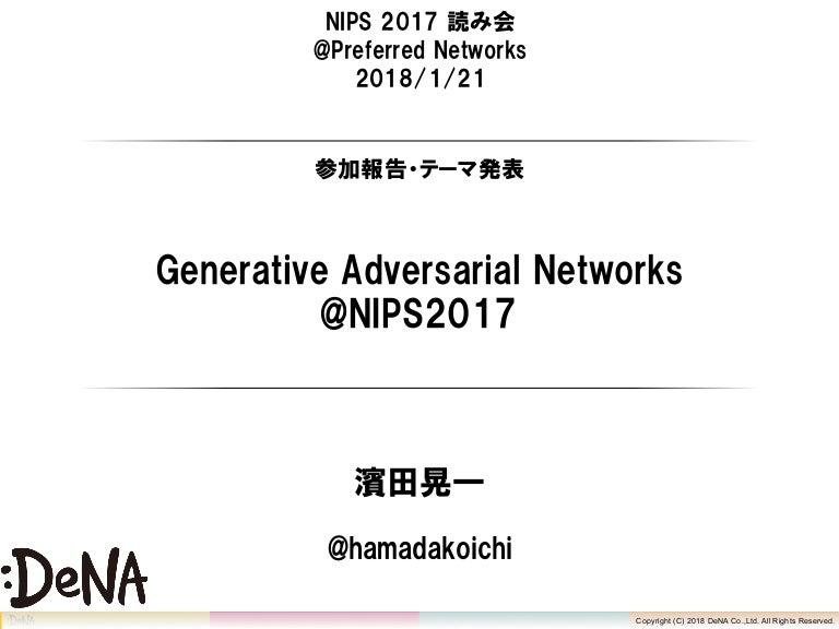 Generative Adversarial Network...