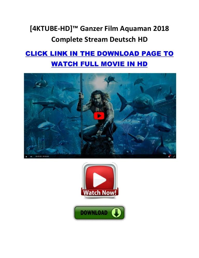 Aquaman 2018 film online gucken deutsch - Hemostemix