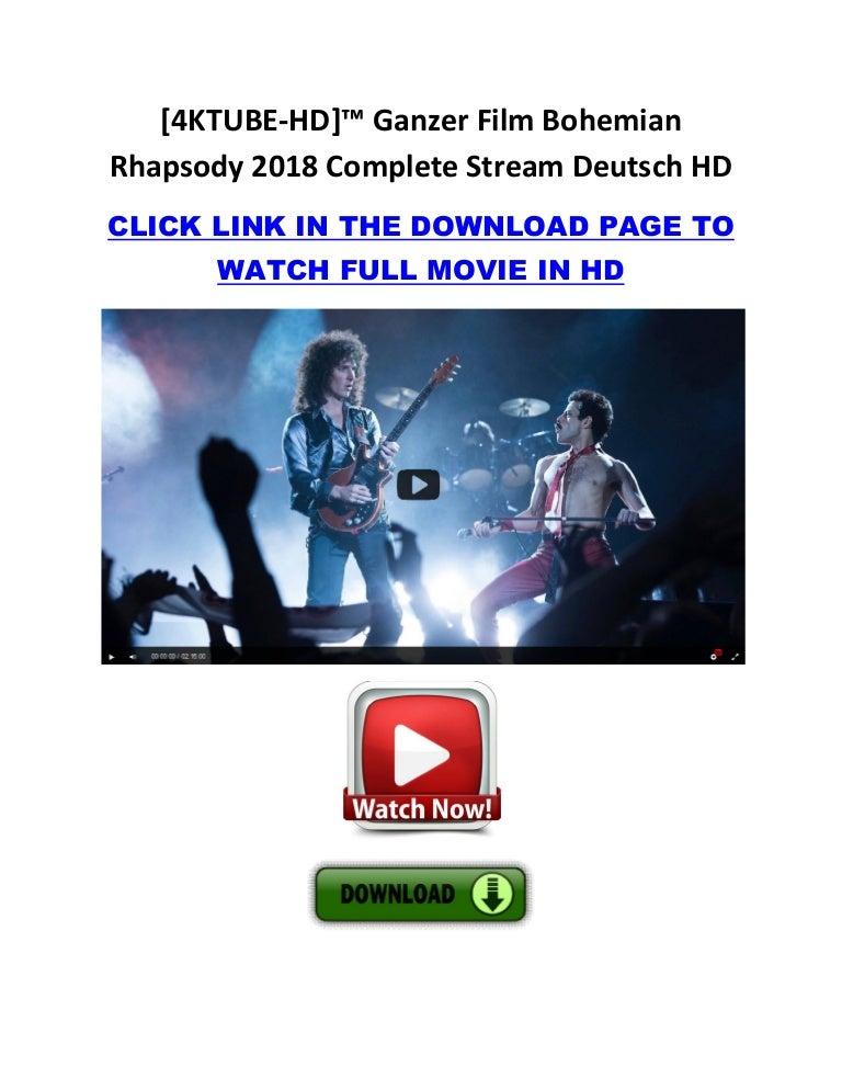 Bohemian Rhapsody Ganzer Film Deutsch