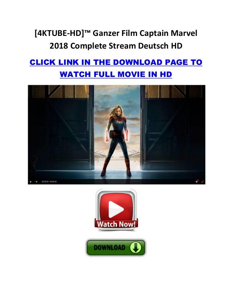 Captain Marvel Stream Deutsch Ganzer Film