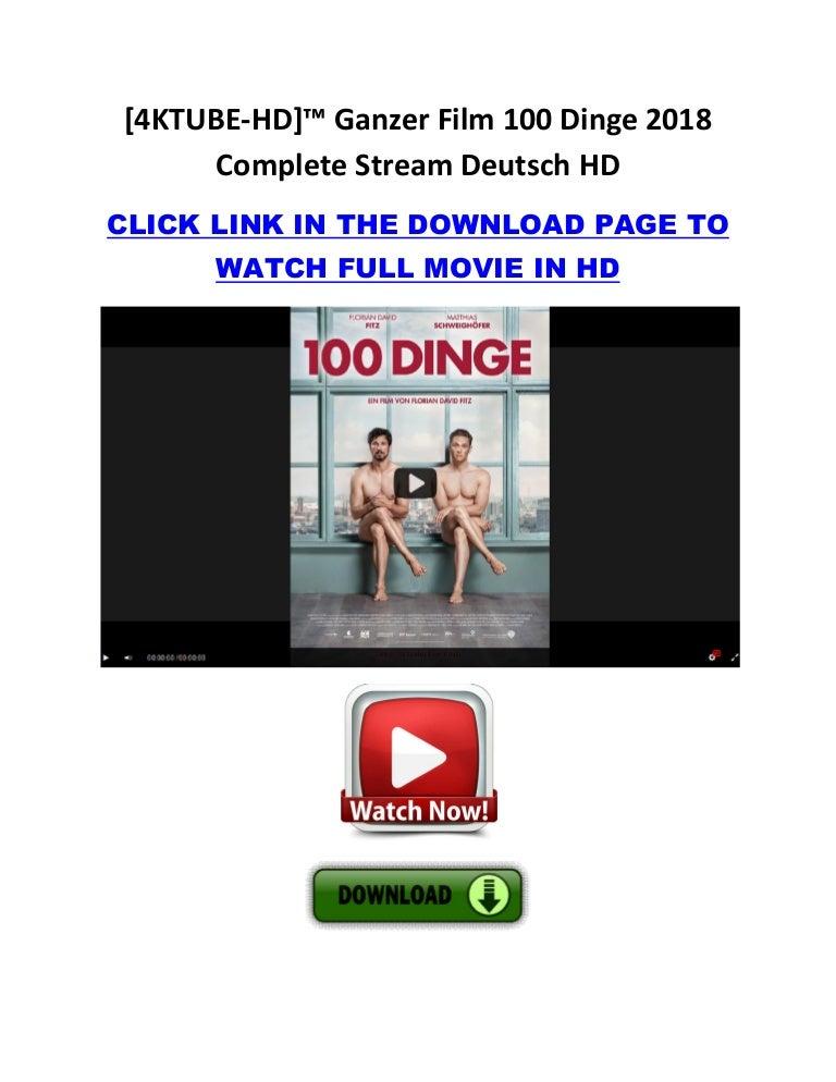 100 Stream Deutsch
