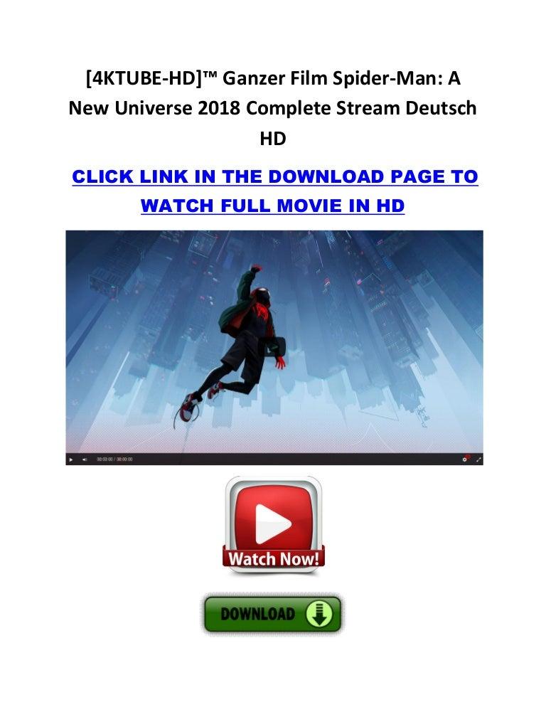 Spider Man Stream Deutsch
