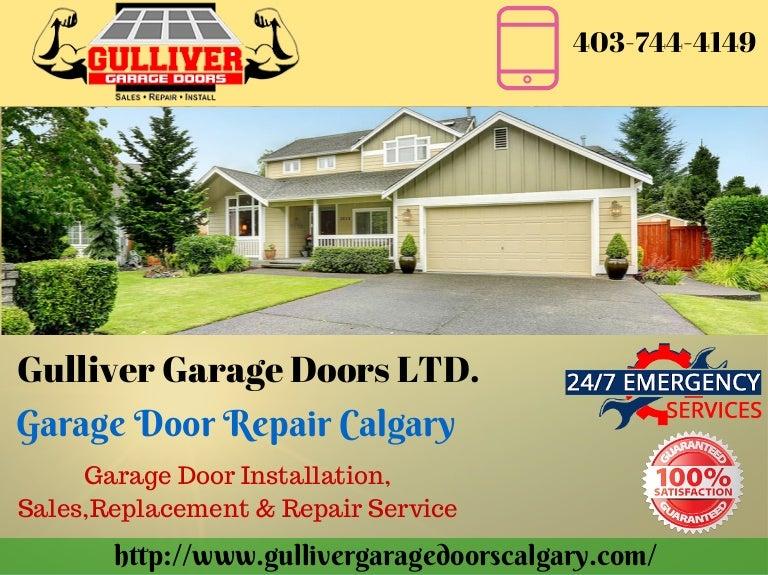 Garage Door Maintenance Tips By Garage Door Repair Calgary