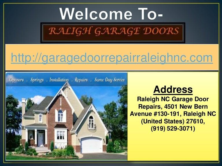 Garage Doors Raleigh Nc Raleigh Garage Doors Installation Garage Do