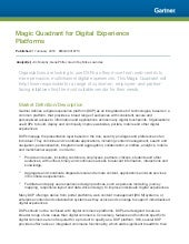 Gartner-Digital-Experience-Platforms-MQ-q118