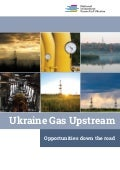 Invest in Ukraine: Gas Upstream Sector