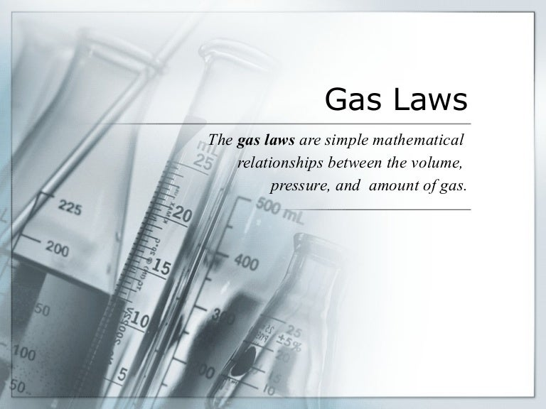 Gas Laws Diagrams - Product Wiring Diagrams •