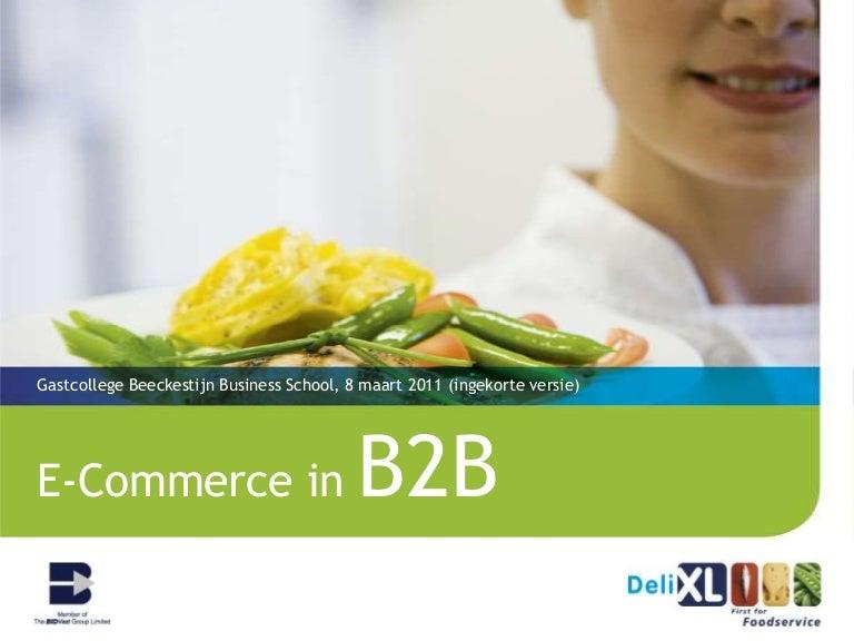 Gastcollege Beeckestijn, Digital Marketing & E-commerce, E