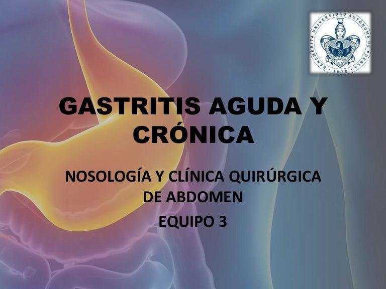 gastritis+cronica+antral+tratamiento