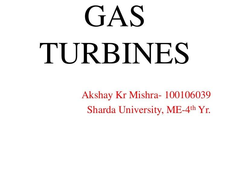 Gas turbine power plant ppt free download.