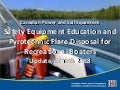 2018 IBWSS: Safety Equipment Education and Flare Disposal Program