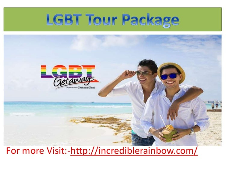 Gay travel packages for singles