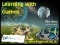 Leaning Through Games - Games based Learning Conference 2010 (#GBL10)