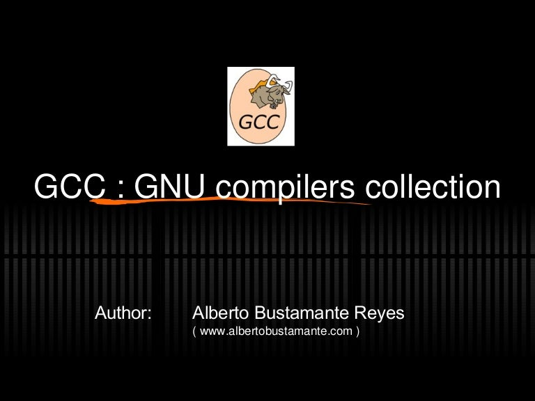 gnu compiler collection ダウンロード