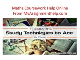 online coursework help Perfect Coursework Writing Services