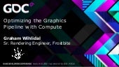 Optimizing the Graphics Pipeline with Compute, GDC 2016