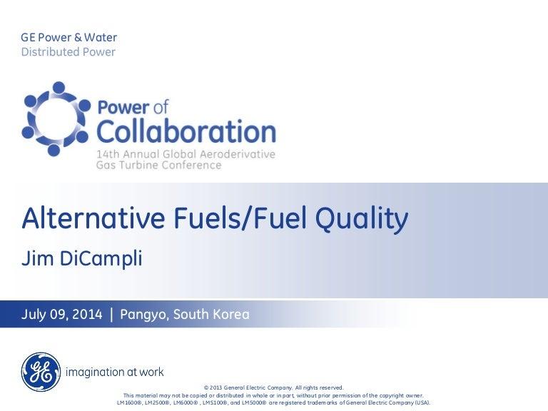 GE ADGT Fuel Flexibility