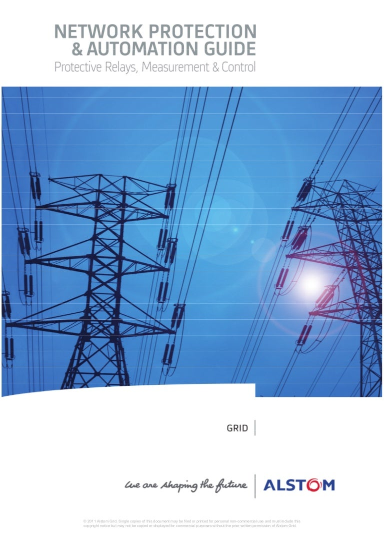 NETWORK PROTECTION  AUTOMATION GUIDE EDITION - English electric relay application guide