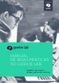 Manual de Boas Práticas do Geekie Lab - ebook
