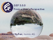 GEF 5.0.0 - From a User's Perspective