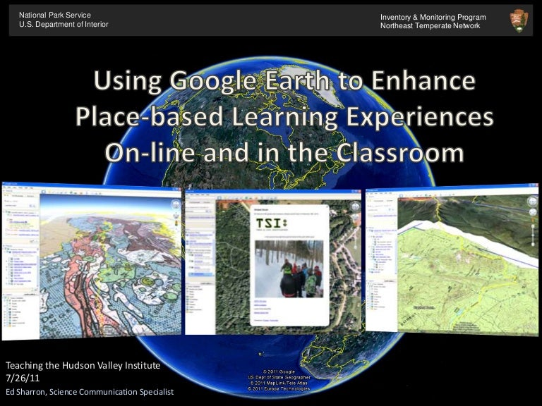 Using Google Earth to Create Place-based Learning ...