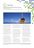 BIG DATA AND BIG OIL – GE'S SYSTEMS AND SENSORS DRIVE EFFICIENCIES FOR BP