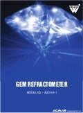 Gem Refractometer by ACMAS Technologies Pvt Ltd.