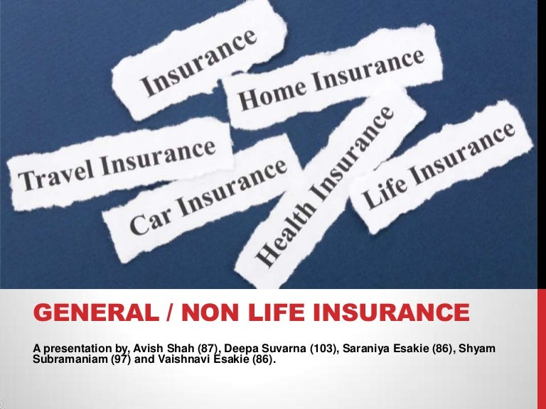 Image result for types of general insurance definition