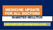 General medicine update for every doctor