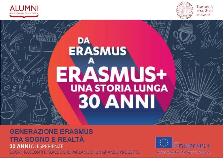 Generazione Erasmus E Book