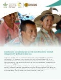 Gender and social inclusion activities in the climate-smart villages (CSVs) of Latin America