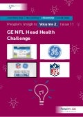 GE NFL Head Health Challenge: People's Insights Volume 2, Issue 11