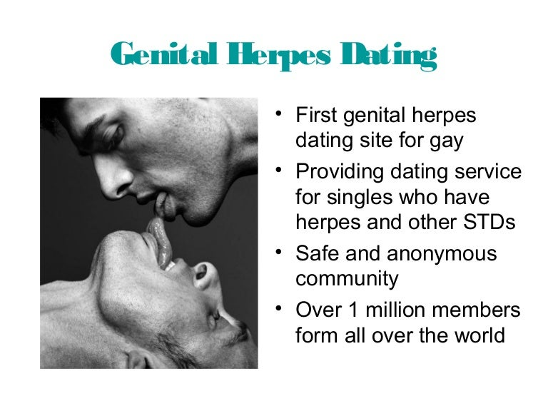 gay dating sites for herpes