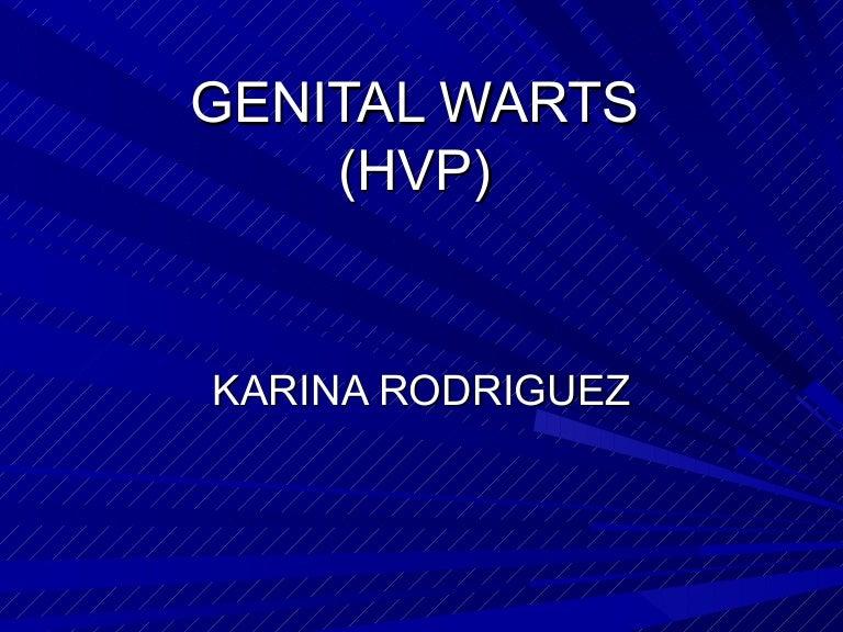 Women genital warts