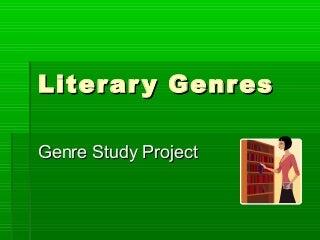 Genre Study Project