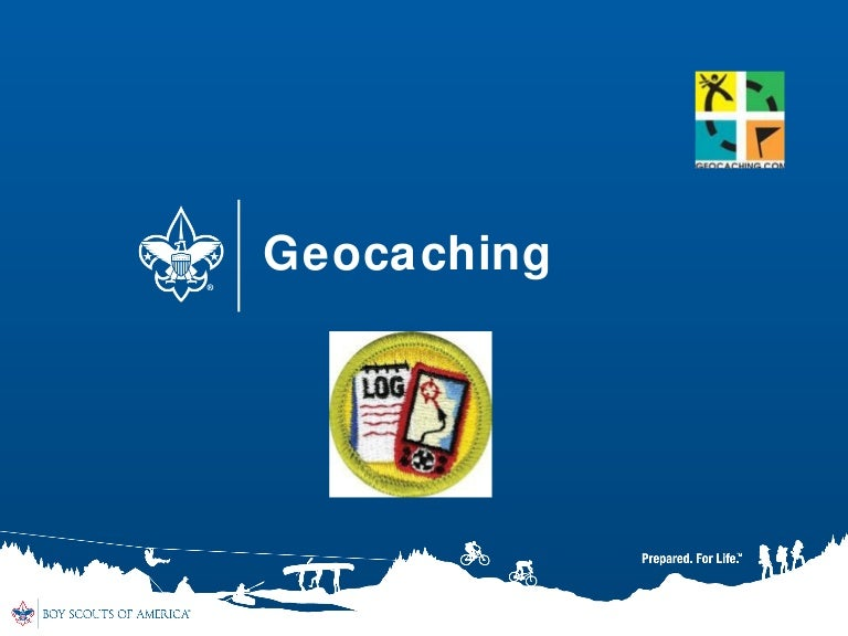Geocaching Merit Badge 2016 – Geocaching Merit Badge Worksheet