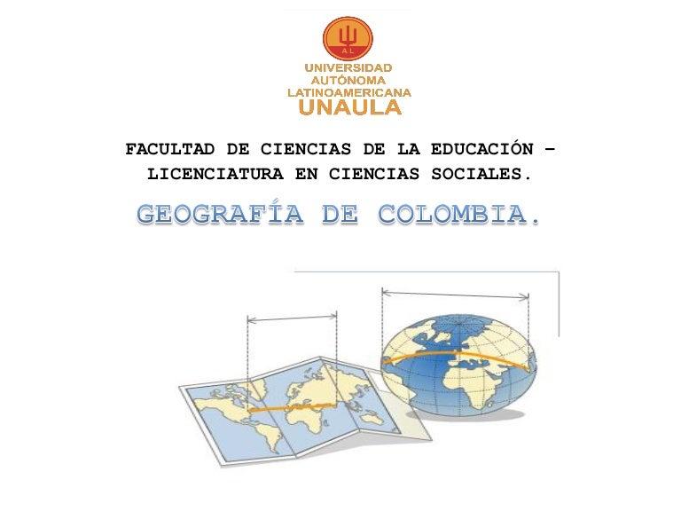 Geografia de colombia jhon jairo gaviria arango