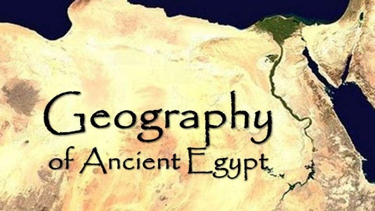 ancient egypt geography The ancient egyptian civilization developed along the lower nile river to the mediterranean sea the nile opened access in and out of ancient egypt the nile river and their natural barriers all helped to develop a culture uniquely egyptian.